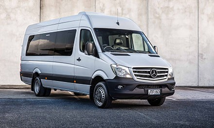 Tours up to- 13 Seater