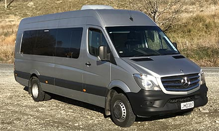 Tours up to- 20 Seater