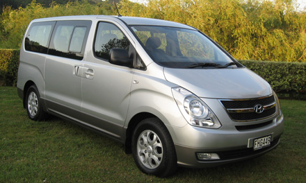 Coach Tours - 3-4 Seater